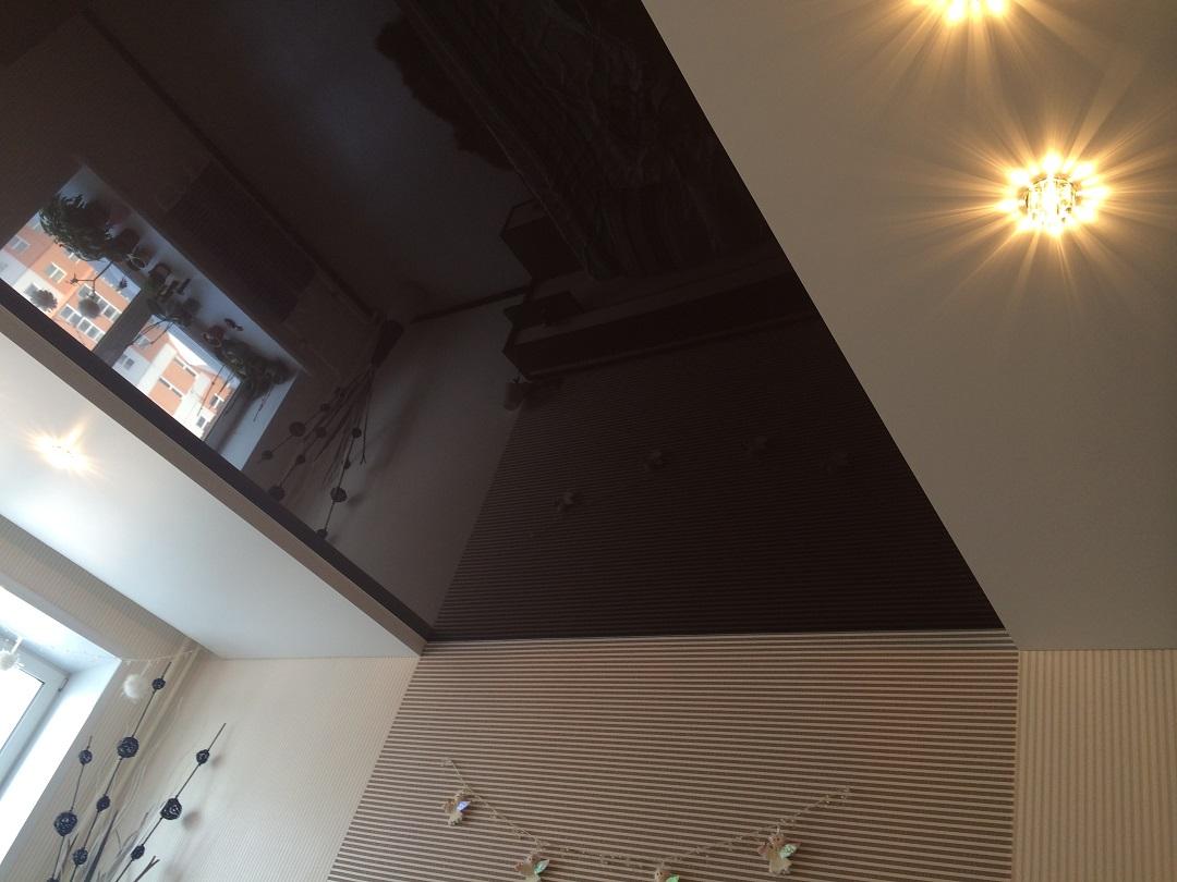 Многоуровневый потолок. Дизайн