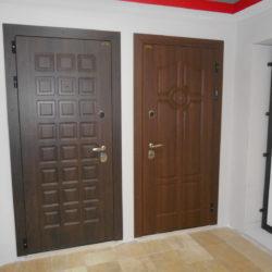 двери входные металлические в Пензе