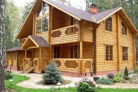 дома из дерева в пензе